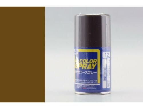 Mr.Hobby Mr.Color Spray S-012 Olive Drab (1)