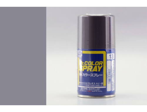 Mr.Hobby Mr.Color Spray S-013 Natural Gray
