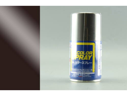 Mr.Hobby Mr.Color Spray S-028 Steel