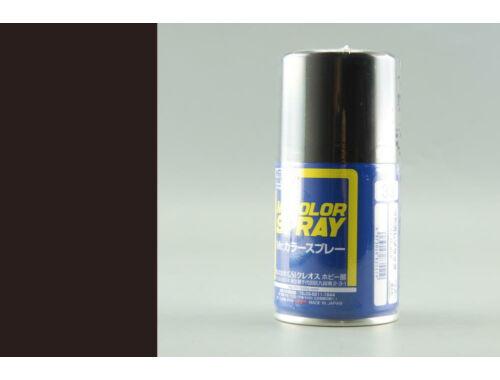 Mr.Hobby Mr.Color Spray S-033 Flat Black