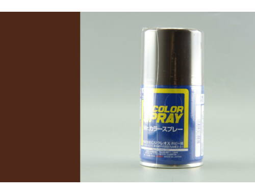Mr.Hobby Mr.Color Spray S-041 Red Brown