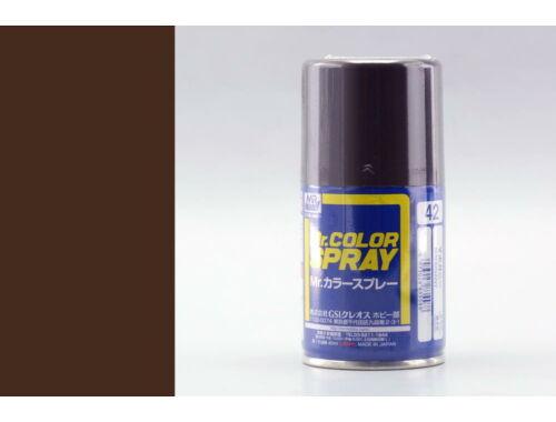 Mr.Hobby Mr.Color Spray S-042 Mahogany