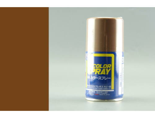 Mr.Hobby Mr.Color Spray S-043 Wood Brown