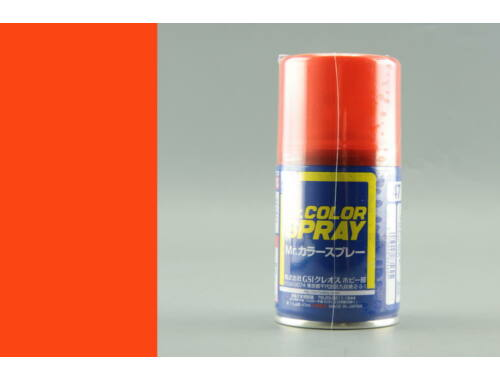 Mr.Hobby Mr.Color Spray S-047 Clear Red