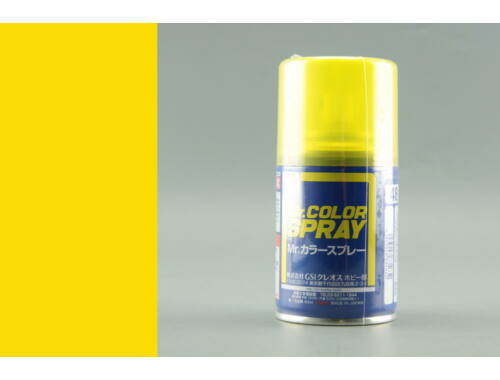 Mr.Hobby Mr.Color Spray S-048 Clear Yellow