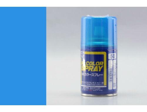 Mr.Hobby Mr.Color Spray S-050 Clear Blue