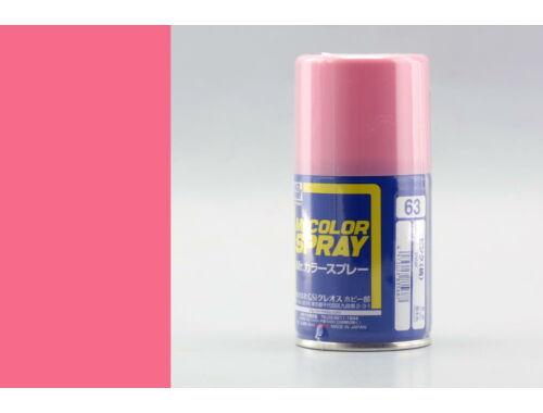 Mr.Hobby Mr.Color Spray S-063 Pink