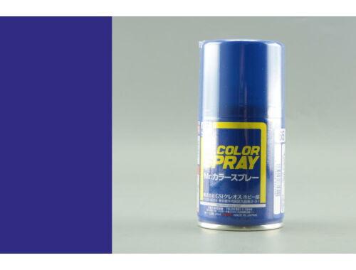Mr.Hobby Mr.Color Spray S-065 Bright Blue
