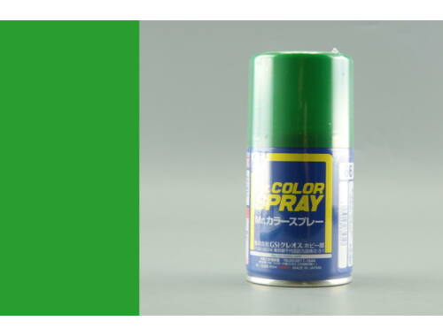 Mr.Hobby Mr.Color Spray S-066 Bright Green