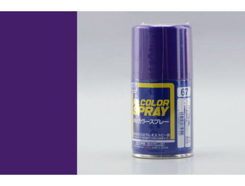 Mr.Hobby Mr.Color Spray S-067 Purple