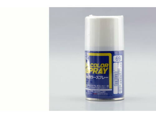 Mr.Hobby Mr.Color Spray S-069 Off White