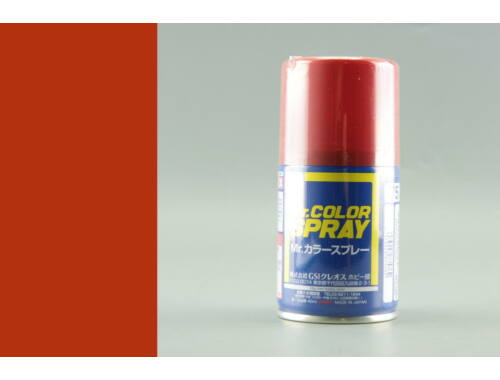 Mr.Hobby Mr.Color Spray S-075 Metallic Red