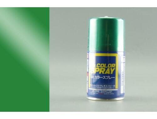 Mr.Hobby Mr.Color Spray S-077 Metallic Green