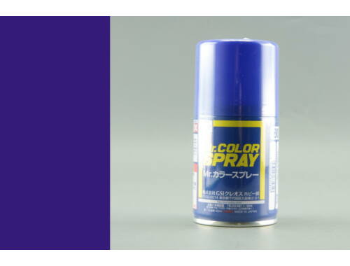 Mr.Hobby Mr.Color Spray S-080 Cobalt Blue