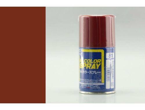 Mr.Hobby Mr.Color Spray S-081 Russet
