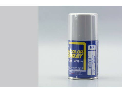 Mr.Hobby Mr.Color Spray S-097 Light Gray