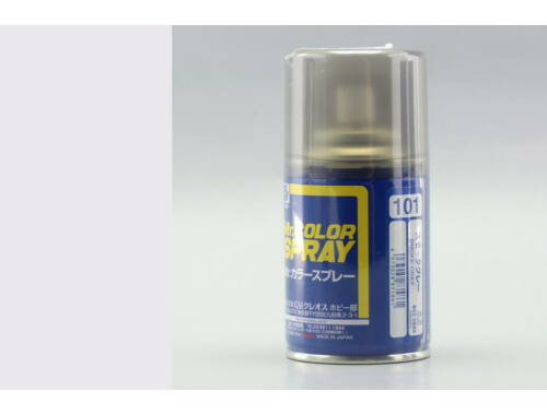 Mr.Hobby Mr.Color Spray S-101 Smoke Gray