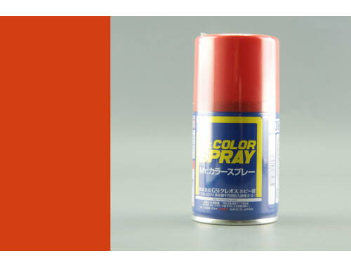 Mr.Hobby Mr.Color Spray S-108 Character Red