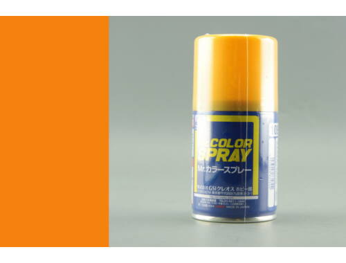 Mr.Hobby Mr.Color Spray S-109 Character Yellow