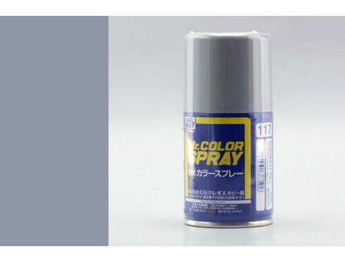 Mr.Hobby Mr.Color Spray S-117 RLM76 Light Blue