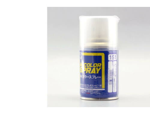 Mr.Hobby Mr.Color Spray S-151 White Pearl