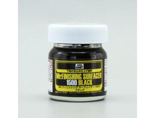 Mr.Hobby Mr.Finishing Surfacer 1500 Black (40 ml) SF-288
