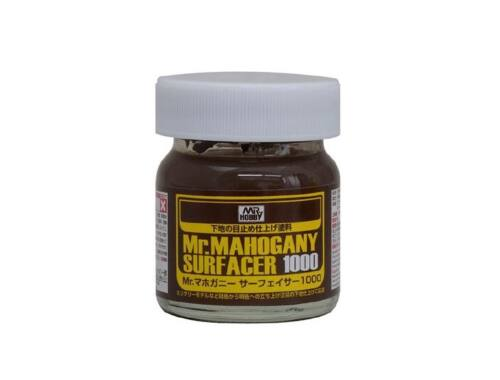 Mr.Hobby Mr.Mahogany Surfacer 1000 (40 ml) SF-290