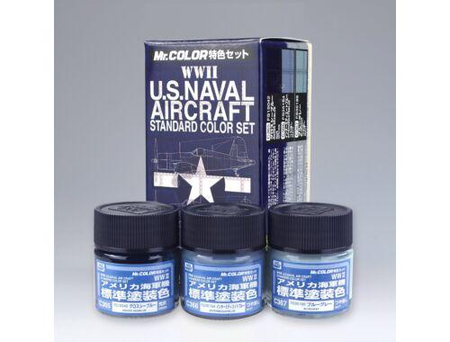 Mr.Hobby U.S. Naval Color Set Aircraft (WW II) CS-682