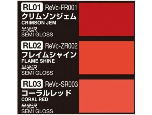 Mr.Hobby Mechanical Color Set Ver. Red CS-511