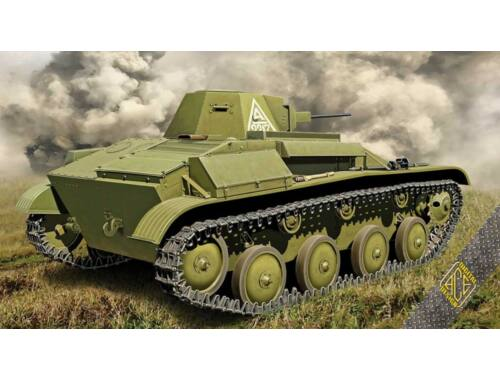 ACE T-60 Soviet light tankGAZ prod.m.1942 1:72 (ACE72541)