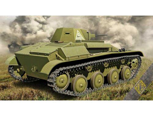 ACE T-60 Soviet light tankGAZ prod.m.1942 1:72 (72541)