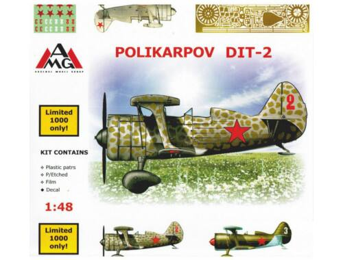 AMG Polikarpov DIT-2 1:48 (AMG48307)