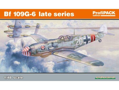 Eduard Bf 109G-6 late series ProfiPACK 1:48 (82111)