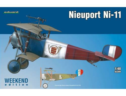 Eduard Nieuport Ni-11 WEEKEND edition 1:48 (8422)