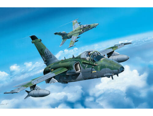 Hobby Boss A-1A Ground Attack Aircraft 1:48 (81742)