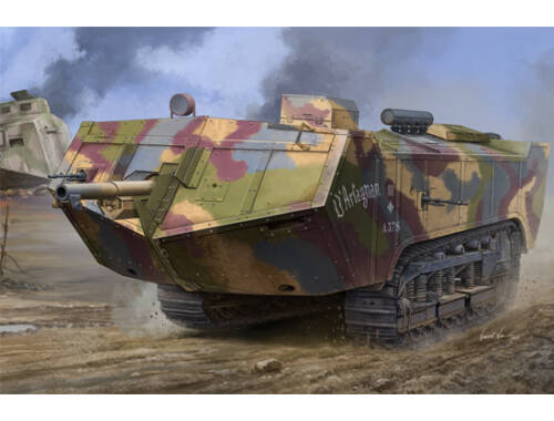 Hobby Boss French Saint-Chamond Heavy Tank-Late 1:35 (83860)