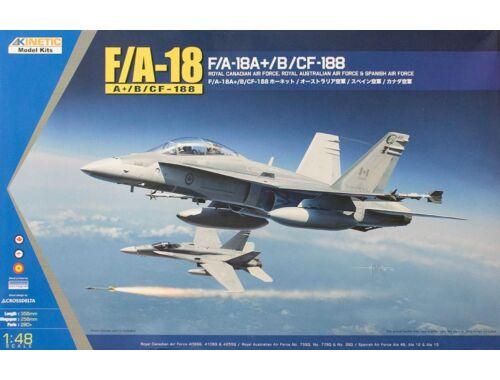 Kinetic F/A-18A/A /B CF-188 1:48 (48030)