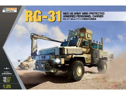 Kinetic RG-31 MK5 MPAPC 1:35 (61015)
