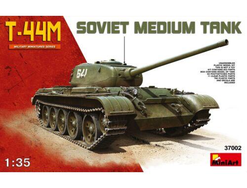 Miniart T-44M Soviet Medium Tank 1:35 (37002)