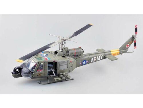 "Merit UH-1 Huey C-174th Assault Helicopter Com Company ""Shark"" 1:18 (60028)"