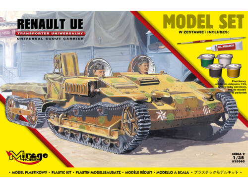 Mirage Hobby-835095 box image front 1