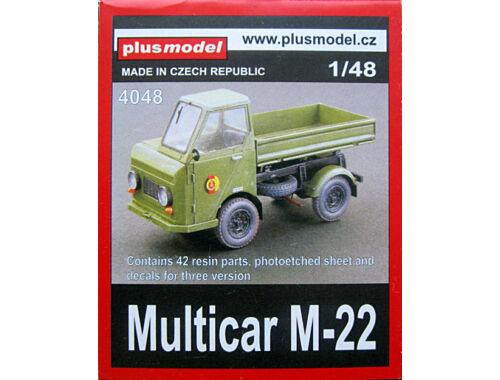 Plus Model Multicar M-22 1:48 (4048)