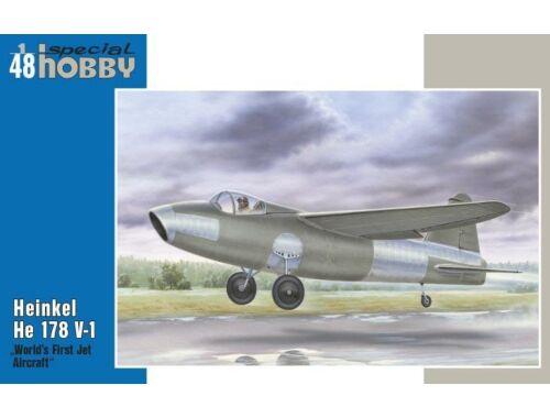 Special Hobby Heinkel He 178V-1 1:48 (48175)