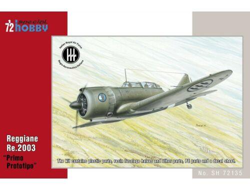 Special Hobby Reggiane Re 2003 reedice 1:72 (72135)