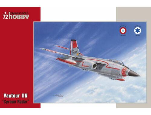 """Special Hobby S.O.4050 Vautour IIN """"Cyrano"""" 1:72 (72333)"""