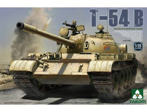 Takom Russian Medium Tank T-54 B Late Type 1:35 (2055)