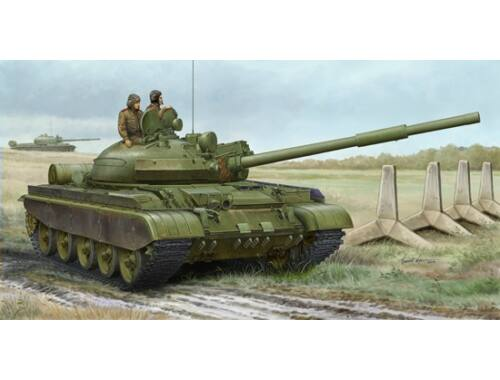 Trumpeter Russian T-62 BDD Mod.1984 (Mod.1962 modification) 1:35 (1553)