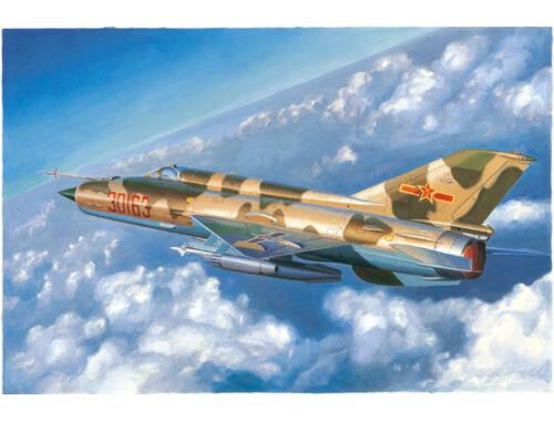 Trumpeter J-7C/J-7D Fighter 1:48 (02864)