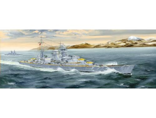 Trumpeter German Heavy Cruiser Blucher 1:350 (05346)