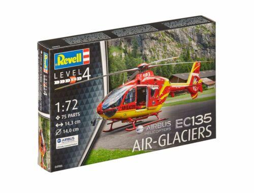 Revell EC135 Air-Glaciers 1:72 (4986)